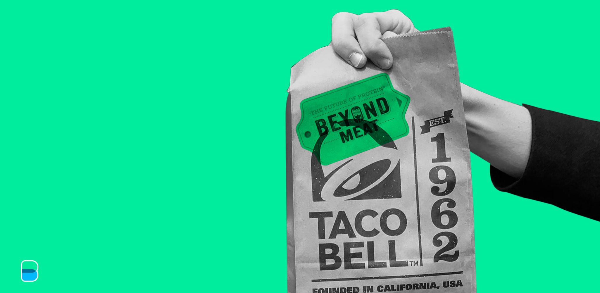 Beyond Meat and Taco Bell embrace Veganuary