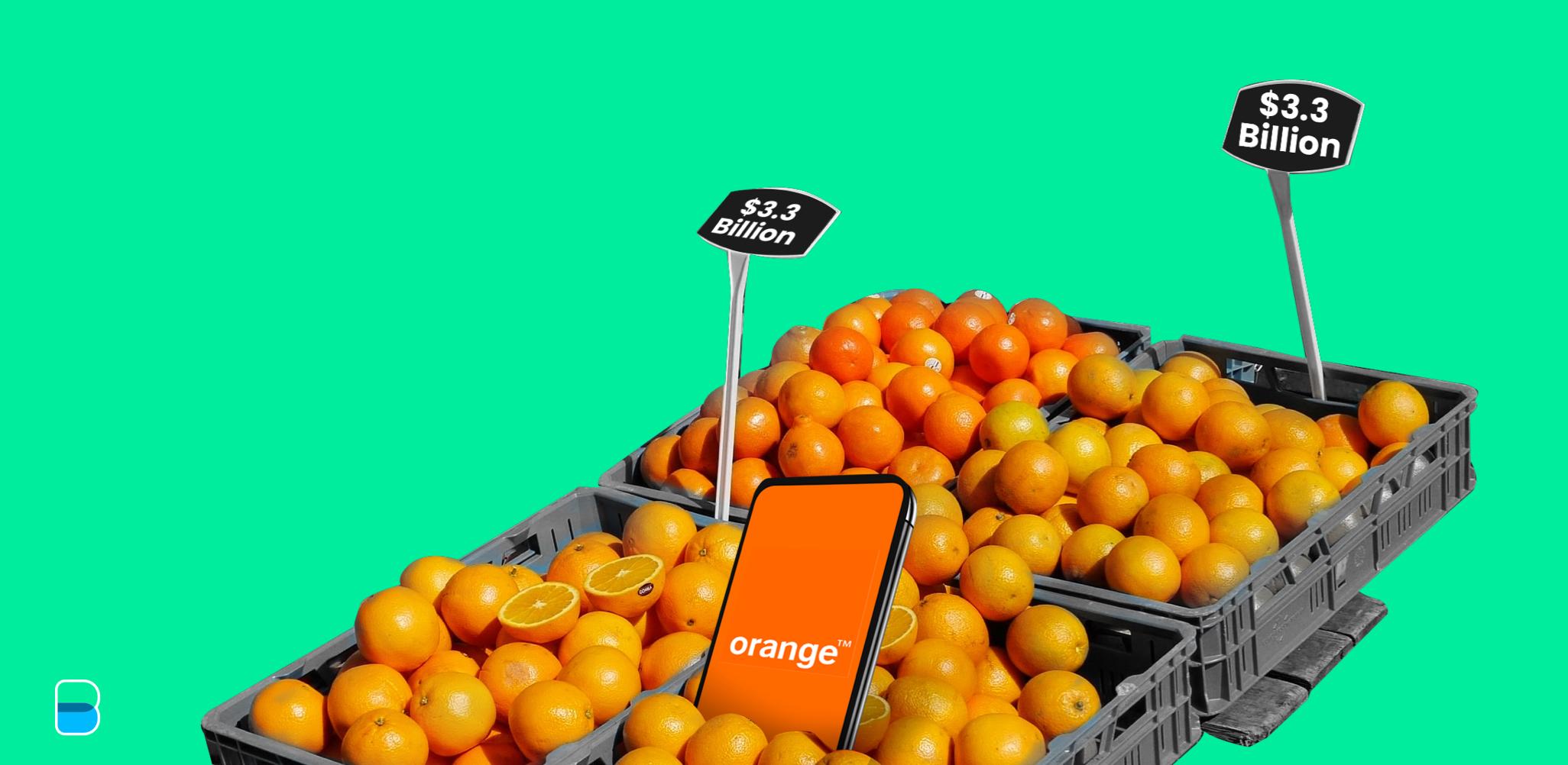 Orange sells billions of assets to go rural
