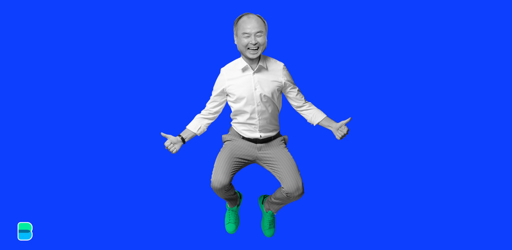 SoftBank is the real winner of last year's IPO games, grabbing $8b in profits