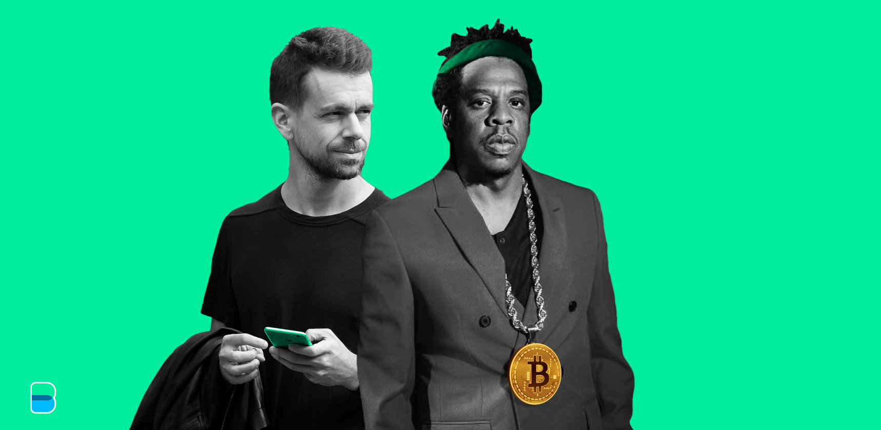 Jay-Z and Jack Dorsey bullish on bitcoin