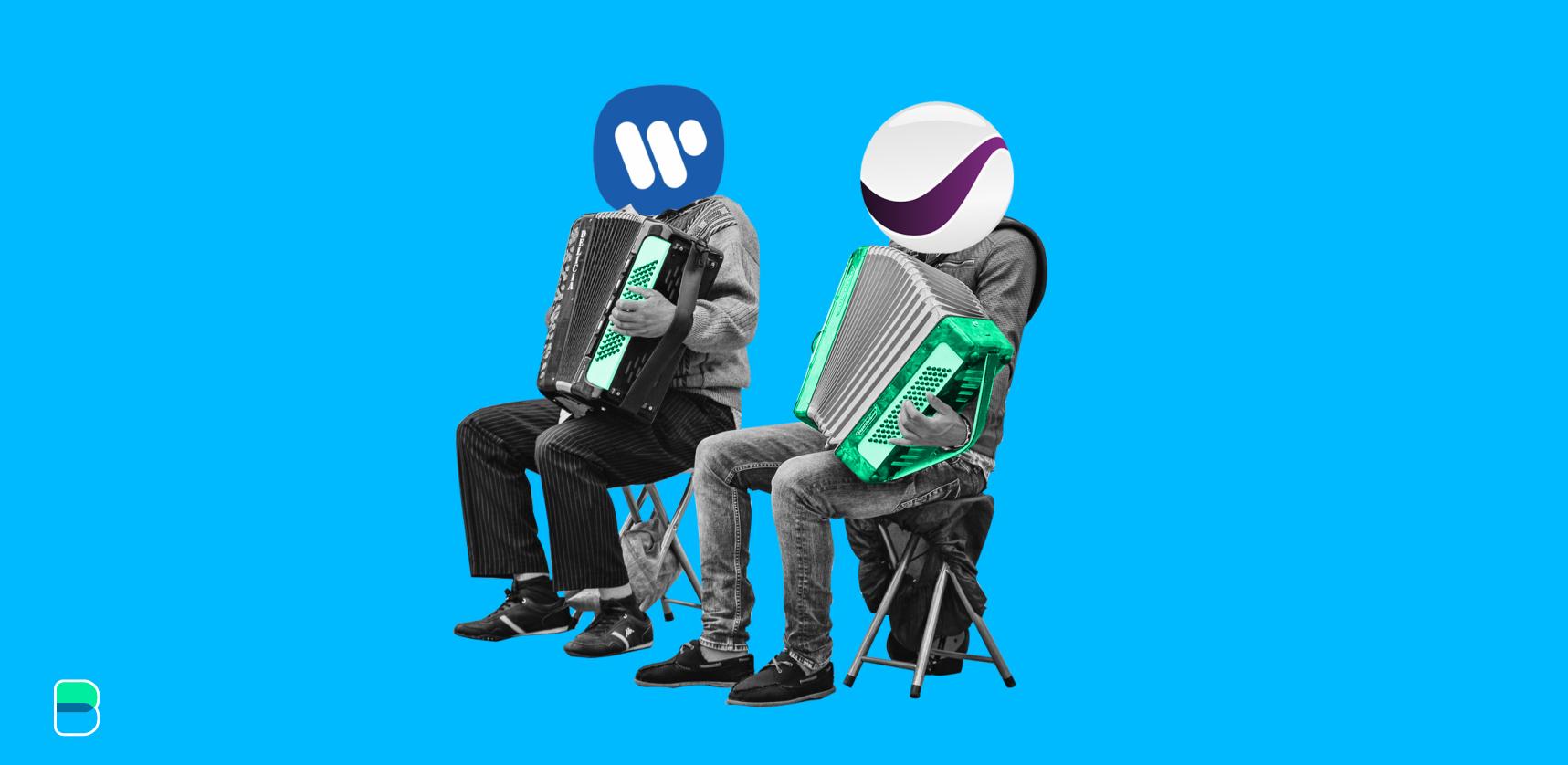 Warner Music Group is jammin with Rotana Music