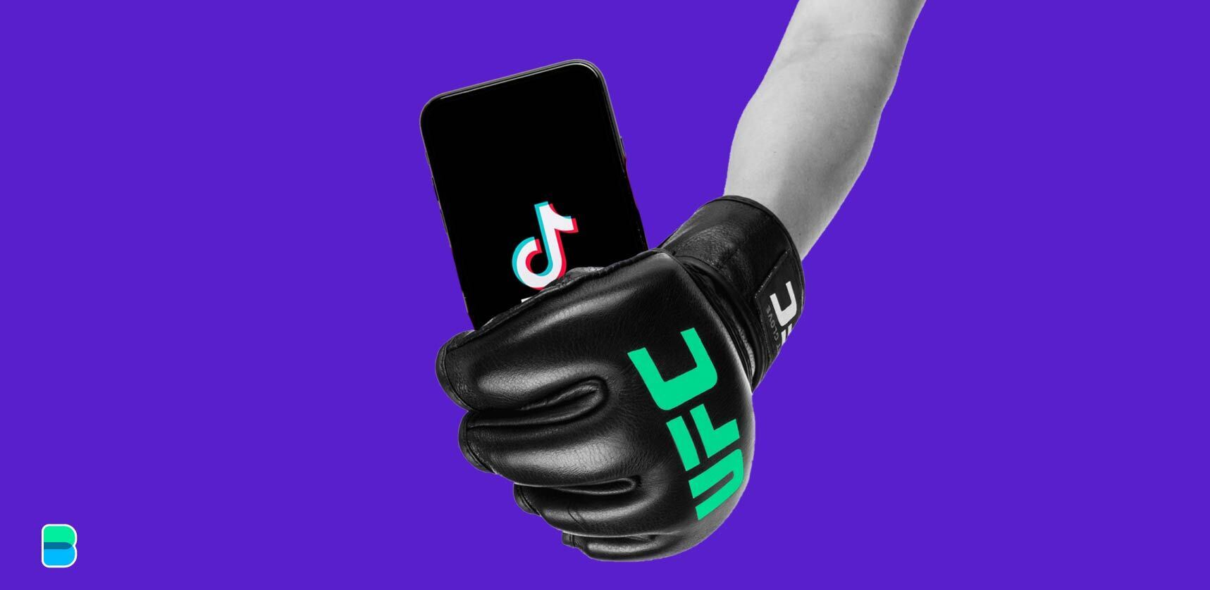 UFC and TikTok are game to work together