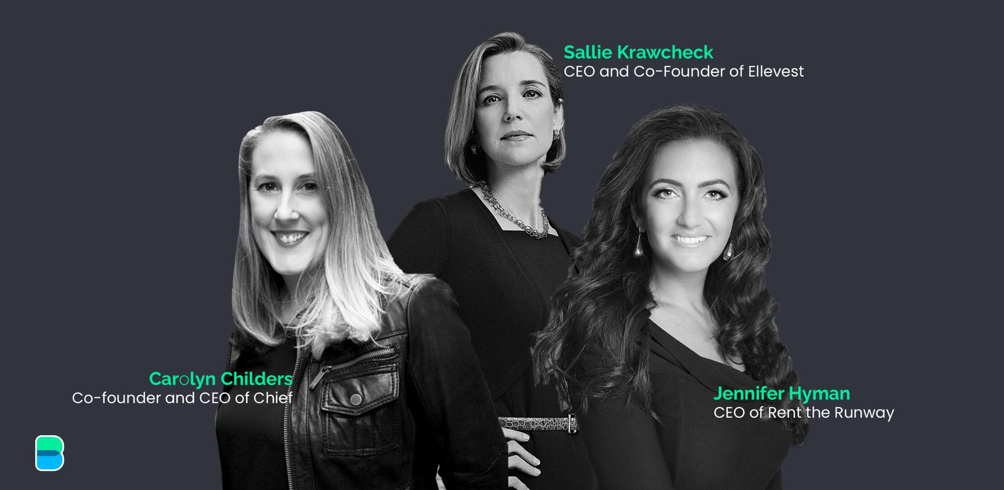 Companies by women, for women