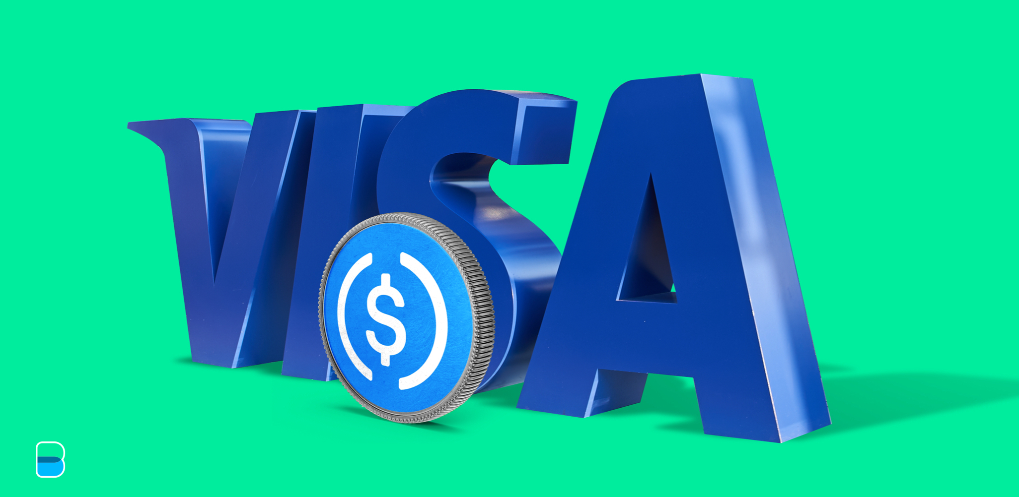 Visa embraces USD Coin