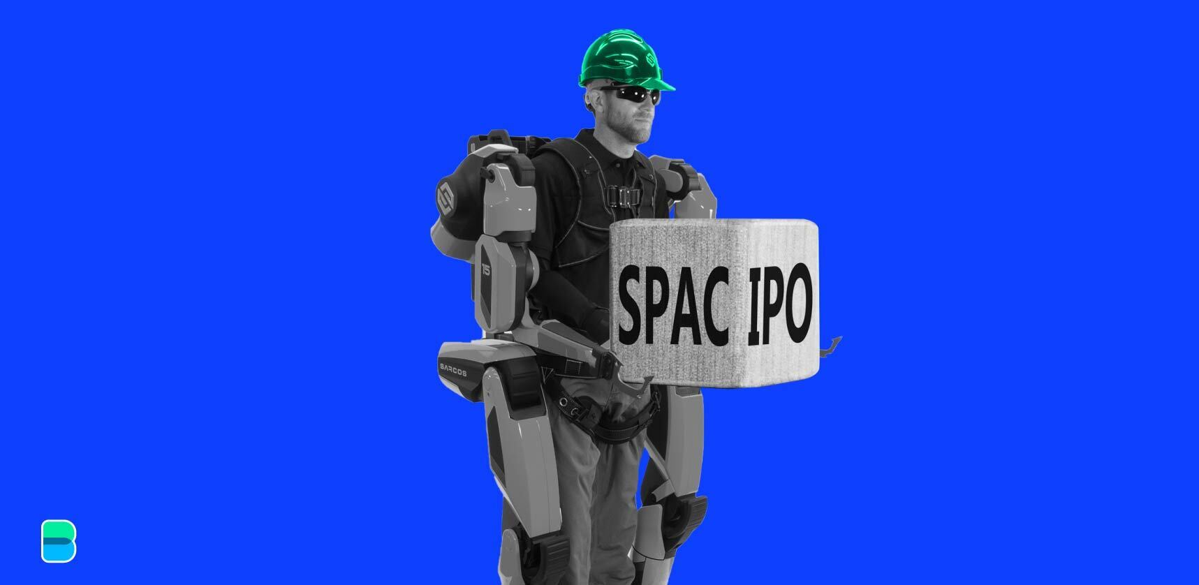 Robots that SPAC
