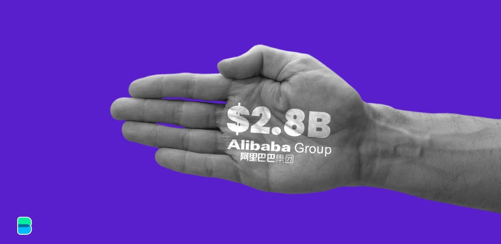 Alibaba slapped on the wrist with a $2.8b fine