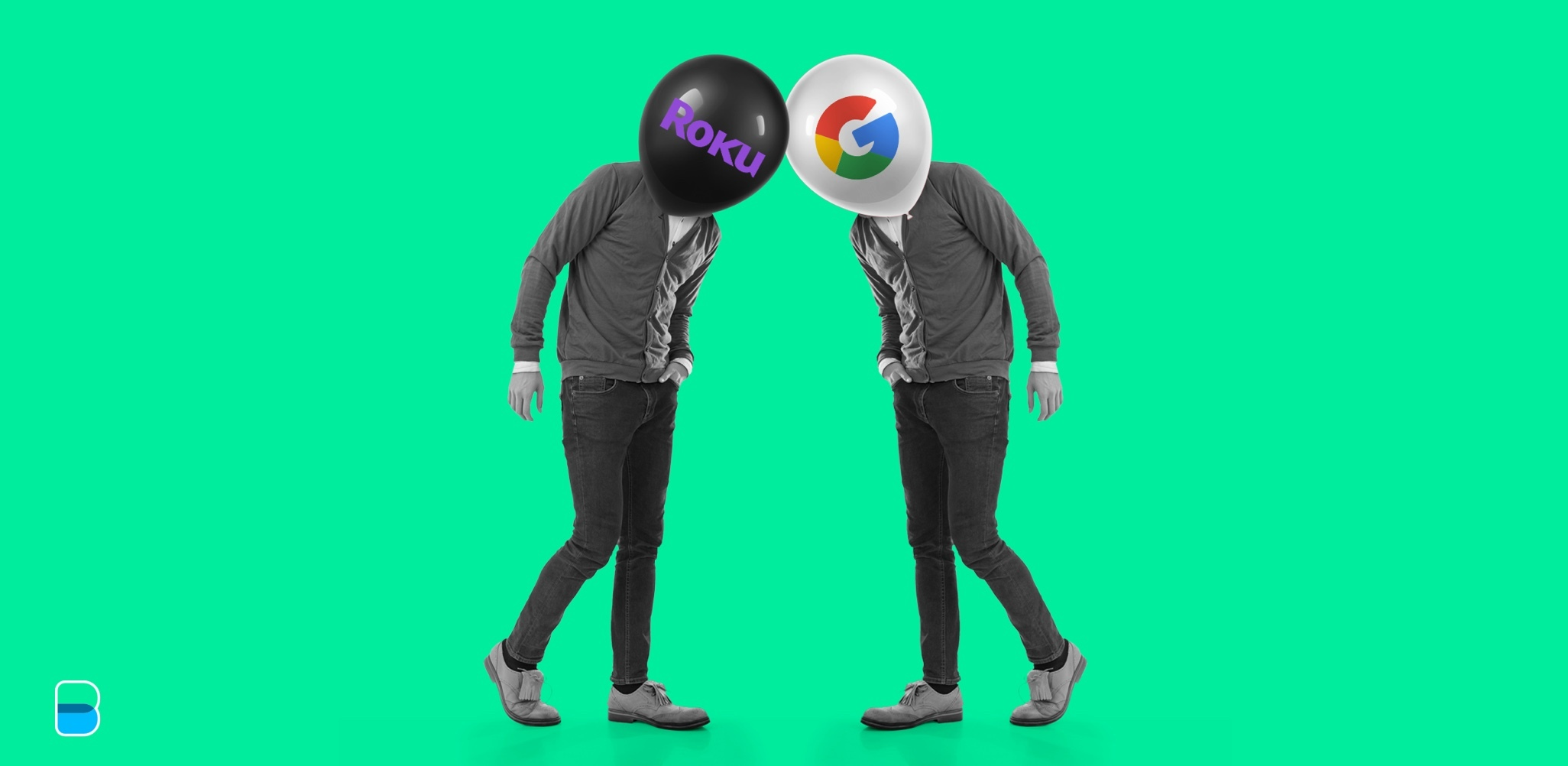 Roku and Google butt heads
