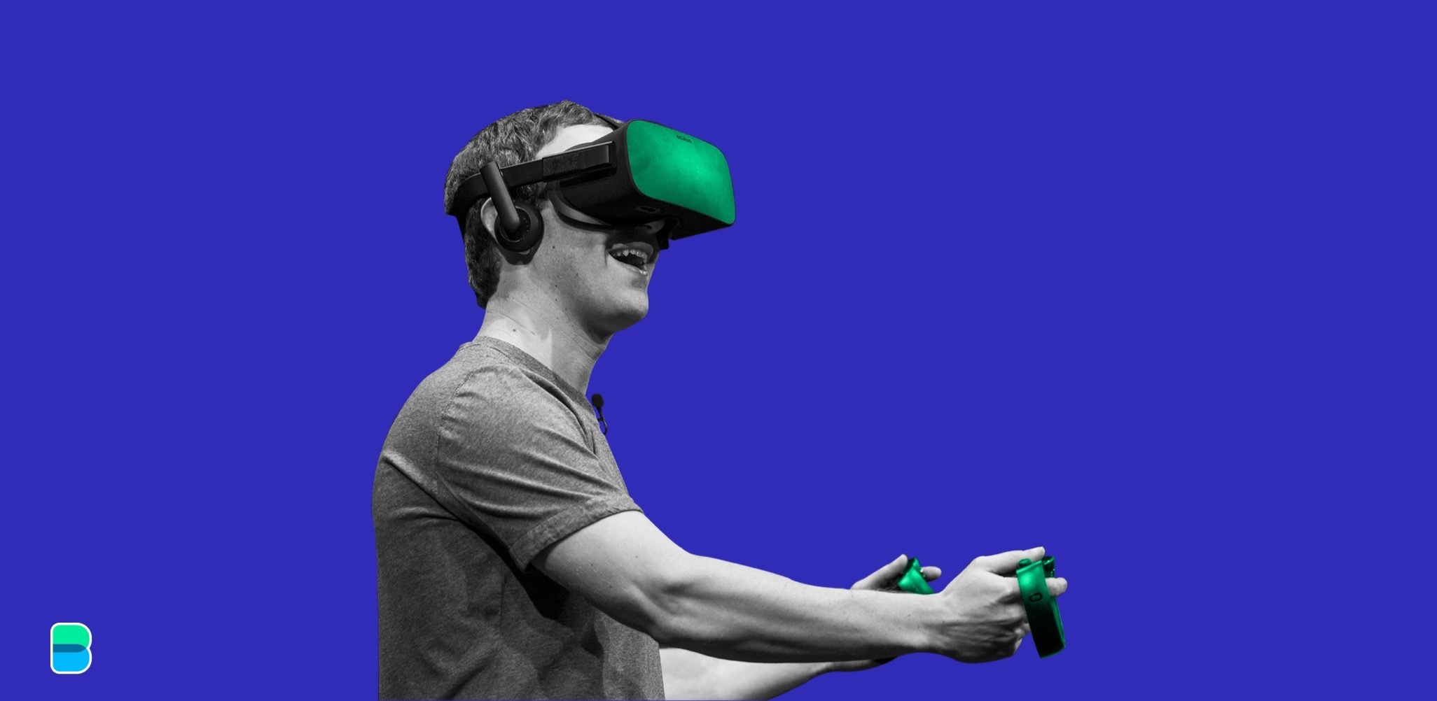Facebook just won't let VR go