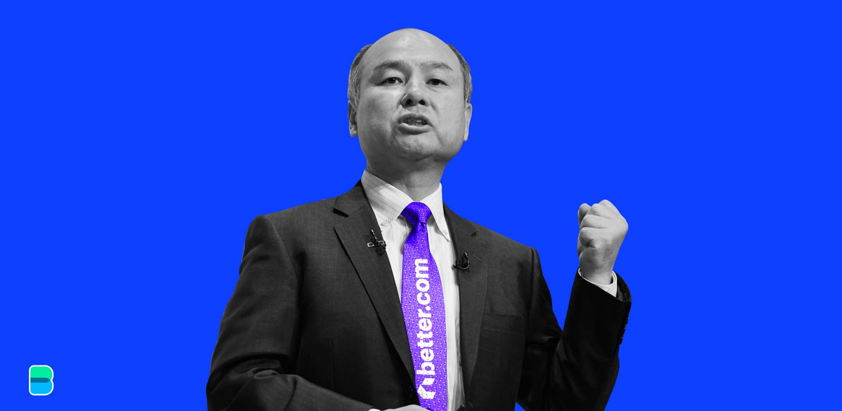 SoftBank probably thinks that you are better now, better now