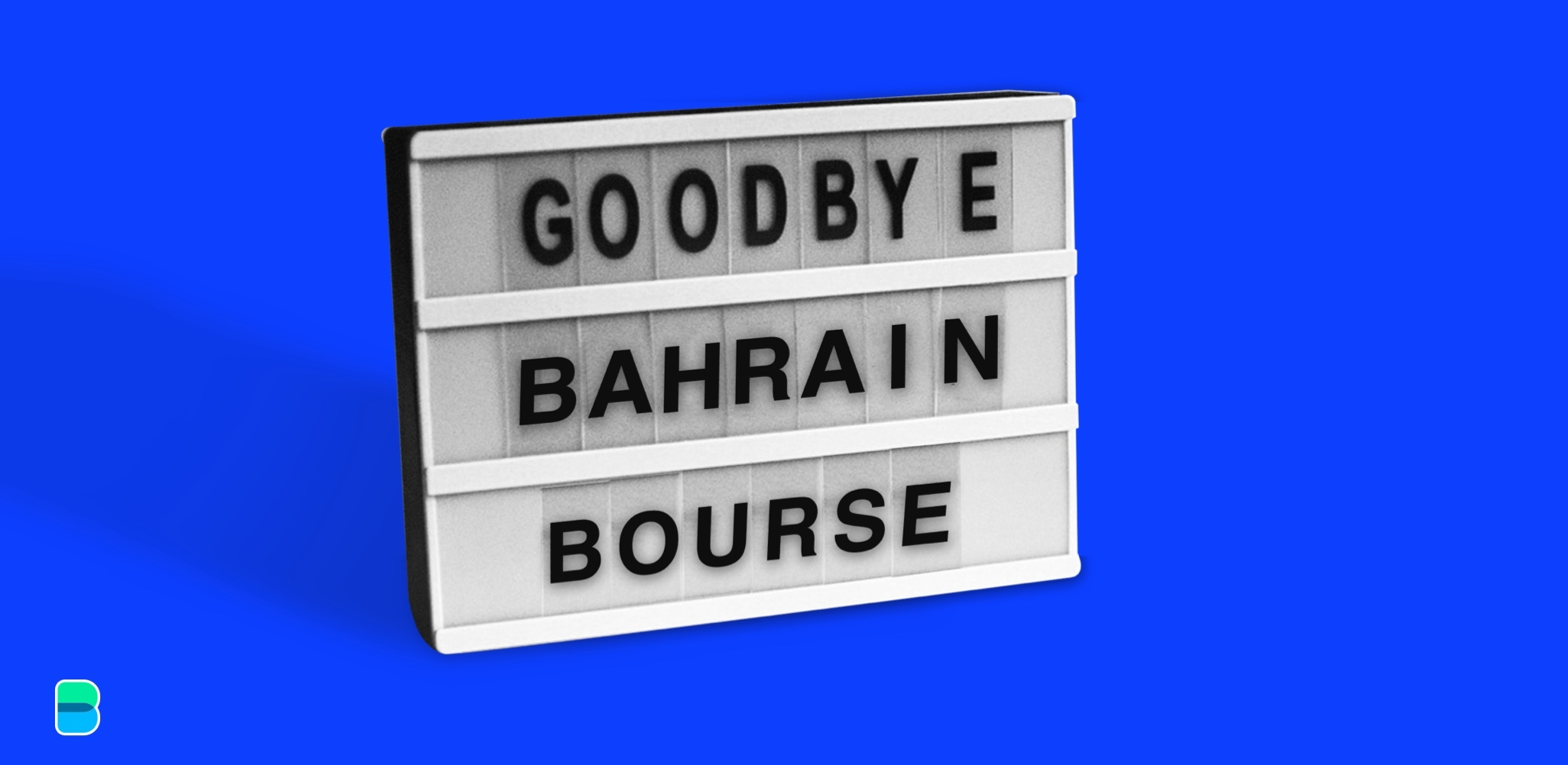 Bahrain Bourse gets some serious shade