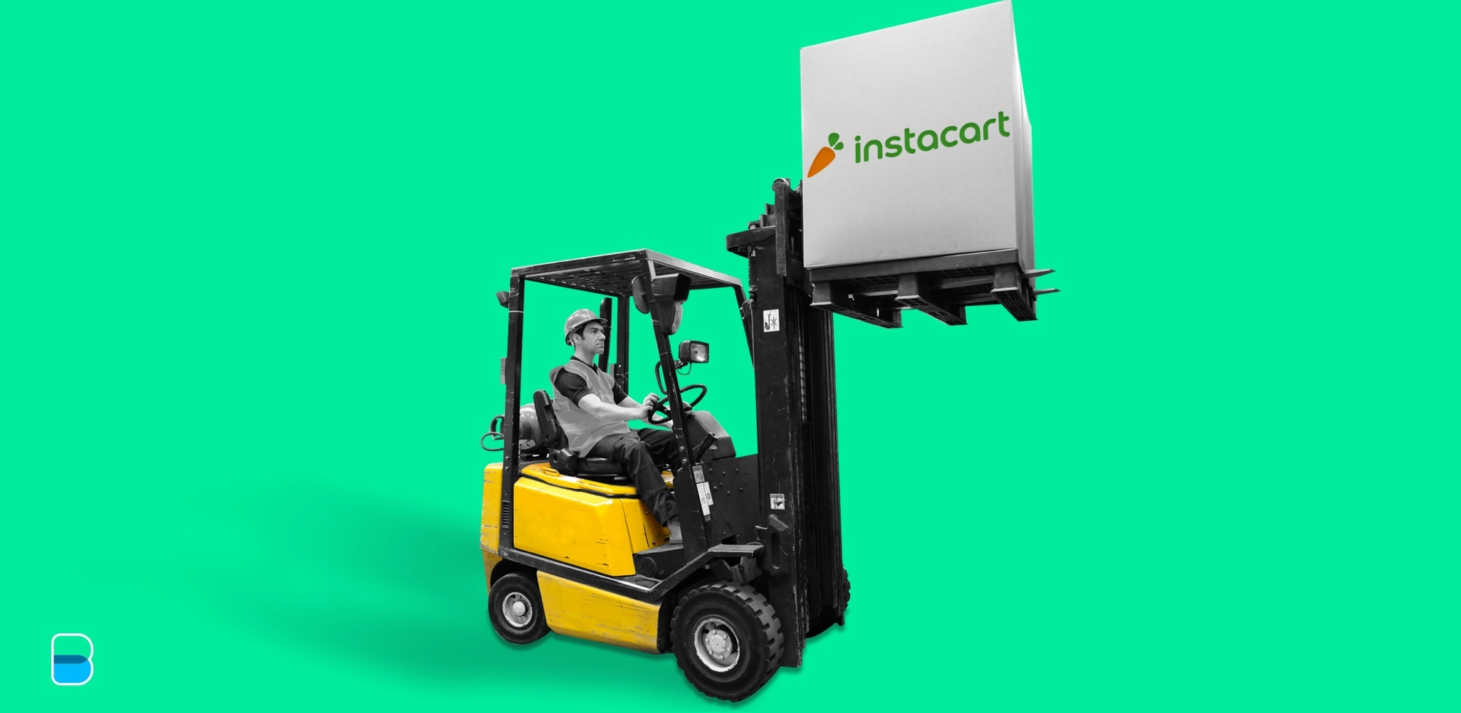 Instacart takes a page out of Amazon's playbook