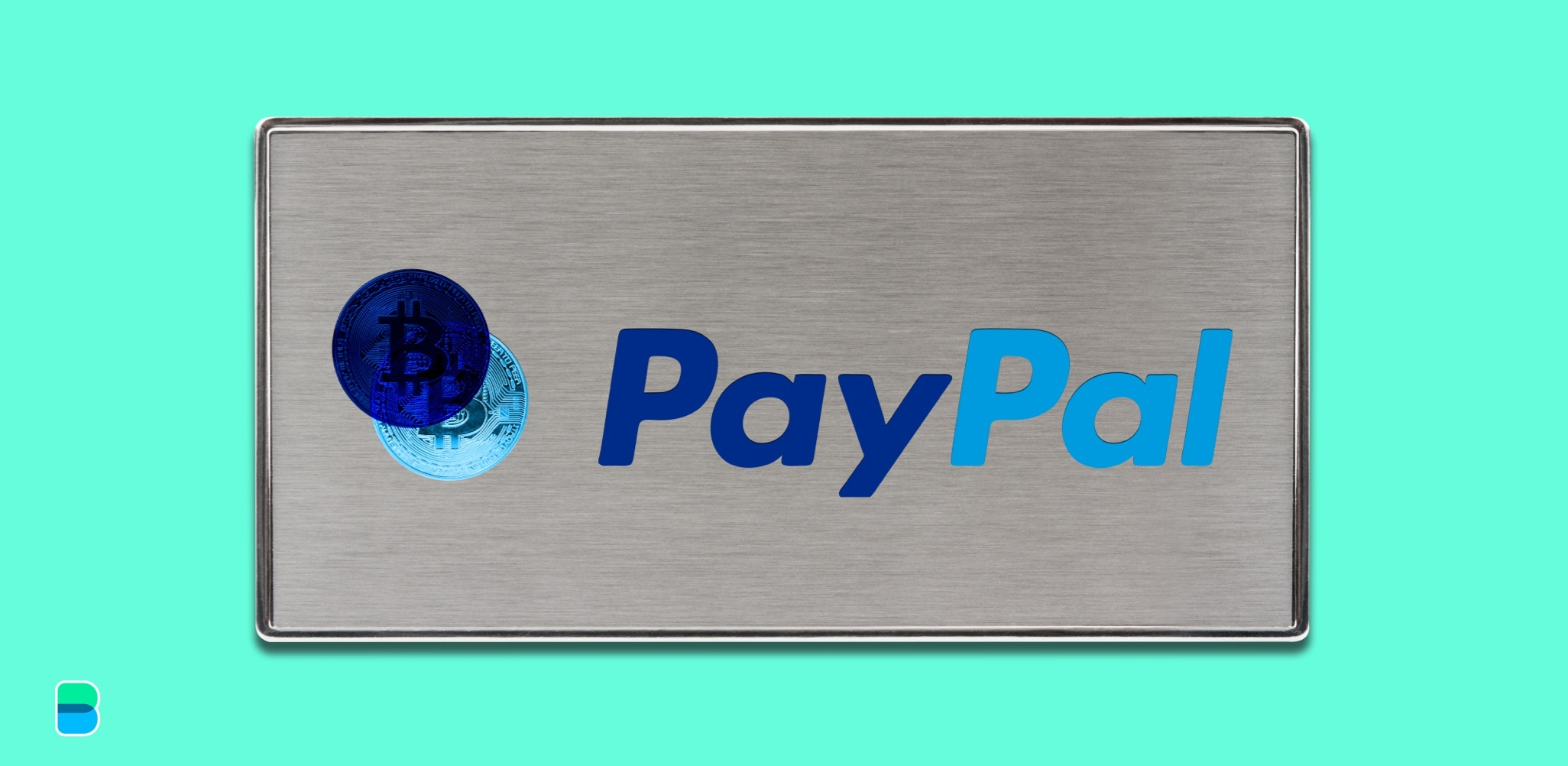 PayPal takes crypto out for a jolly good time