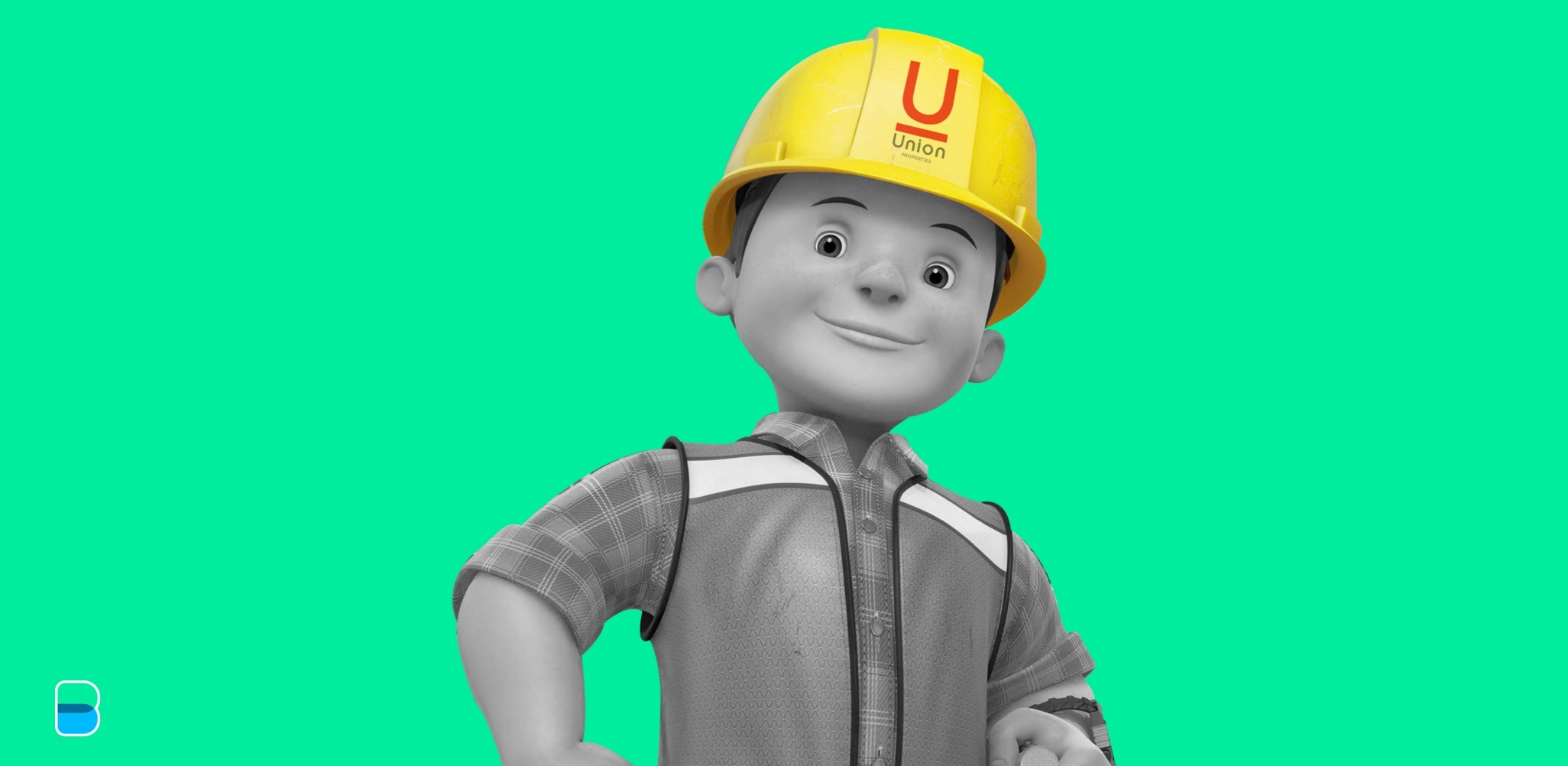 Union Properties taps into its inner Bob the Builder
