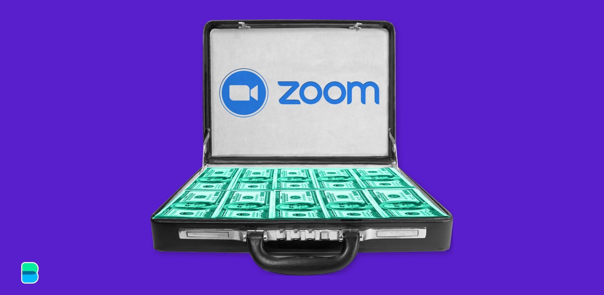 A billion-dollar quarter for Zoom