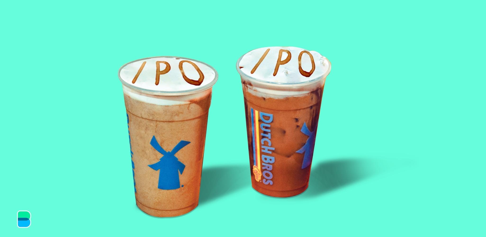 أكواب قهوة بقيمة 3.3 مليار دولار