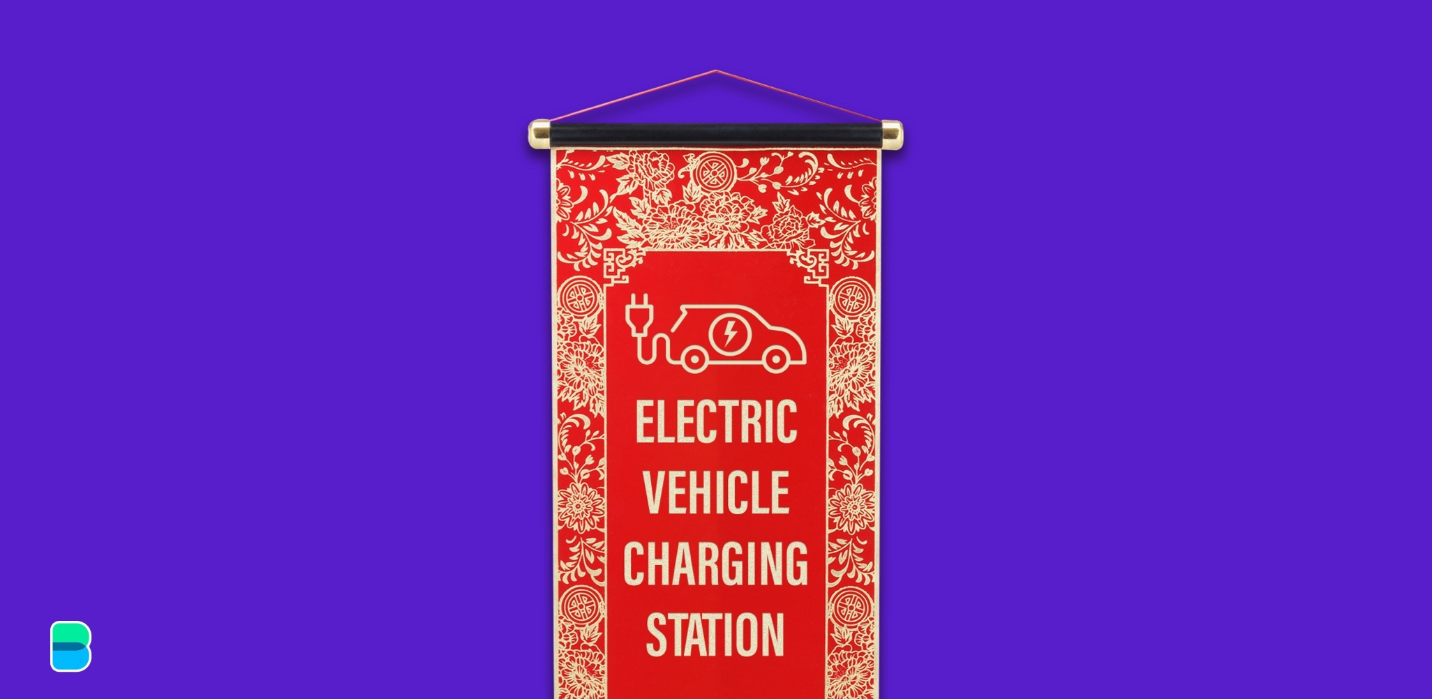 Bigger is better when it comes to EV companies in China
